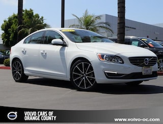 Certified Pre-Owned 2016 Volvo S60 T5 Drive-E Premier FWD Sedan YV126MFK9G2410618 for Sale in Santa Ana, CA