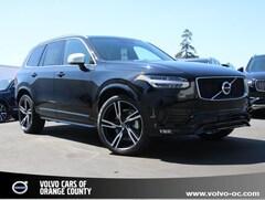 New 2019 Volvo XC90 T6 R-Design SUV in Santa Ana CA