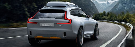 Volvo Concept Xc Coupe Volvo Cars Orange County