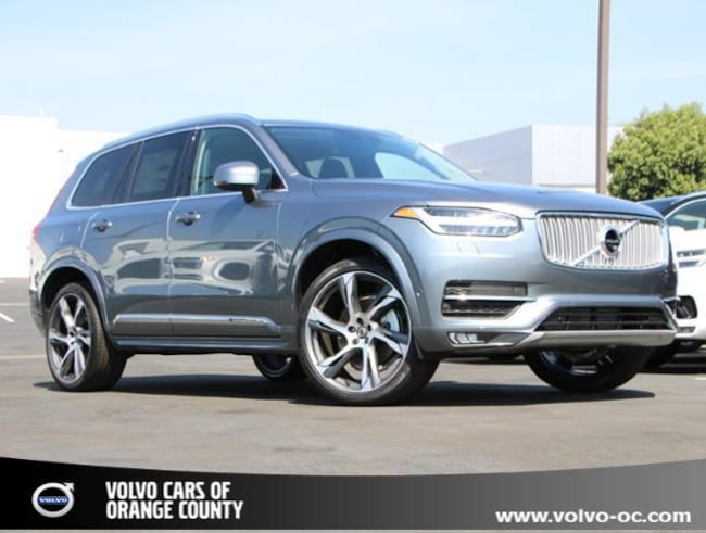 New 2019 Volvo XC90 T6 Inscription SUV in Santa Ana CA