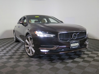 New Volvo vehicles 2018 Volvo S90 T6 AWD Inscription Sedan 00V18005 for sale near you in Owings Mills, MD near Baltimore