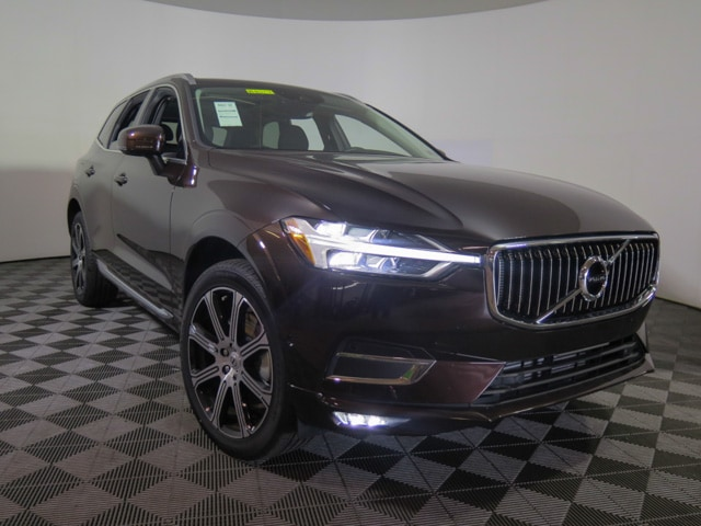 2018 Volvo XC60 T6 AWD Inscription VISION CONVENIENCE PKGS SUV