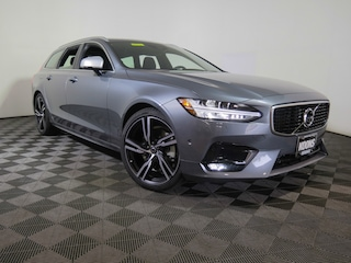 New Volvo vehicles 2019 Volvo V90 T6 R-Design Wagon 00V19060 for sale near you in Owings Mills, MD near Baltimore