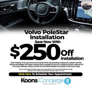 Volvo Polestar Installation