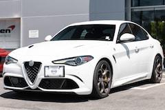Used 2017 Alfa Romeo Giulia Quadrifoglio Sedan FC3340 in Palo Alto, CA