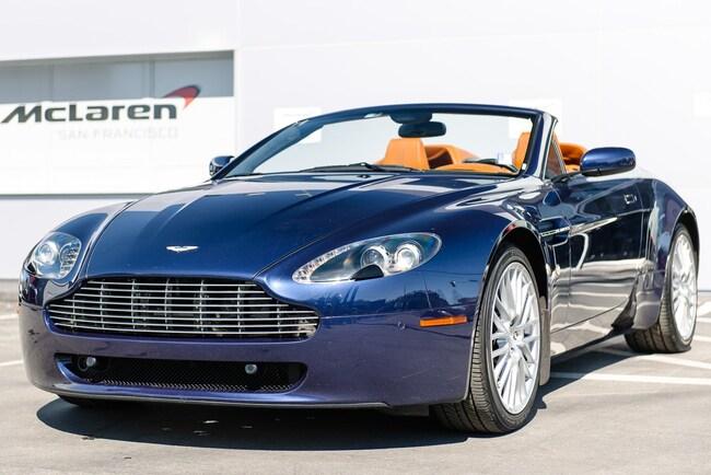 2009 Aston Martin V8 Vantage Roadster Convertible
