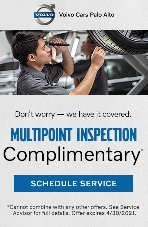 Complimentary Multipoint Inspection