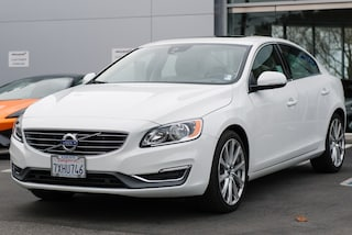 New 2017 Volvo S60 T5 Inscription Sedan FC3022 in Palo Alto, CA