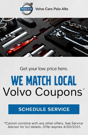 We Match Local Volvo Coupons
