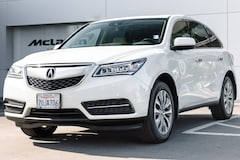 Used 2016 Acura MDX 3.5L w/Technology Package SUV FP3292 in Palo Alto, CA