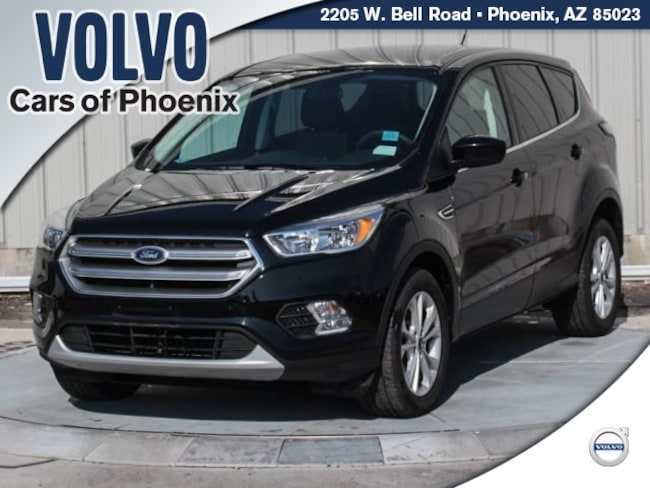 Used 2017 Ford Escape SE SUV for sale in Phoenix