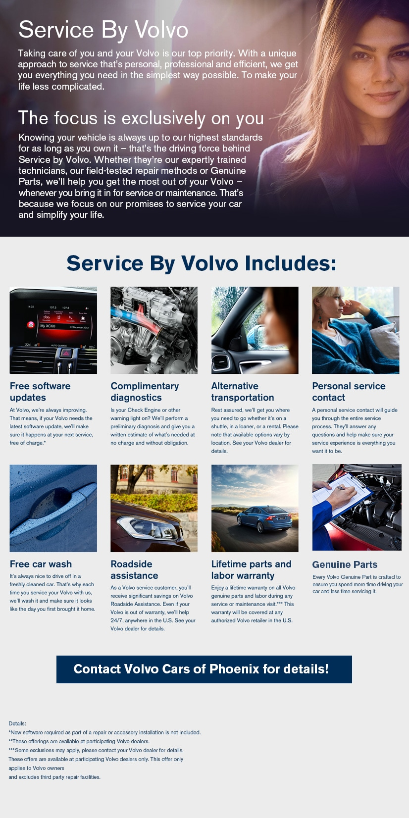 Service Advantage | Volvo Dealership | Phoenix & Scottsdale AZ
