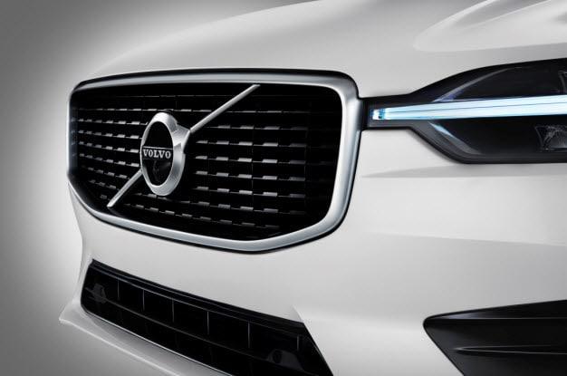 Volvo Design - Grille