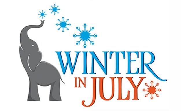 Winter in July at Phoenix Zoo