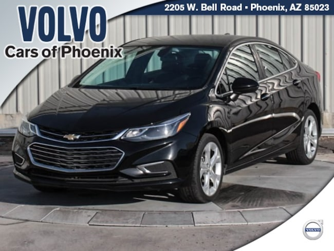 Used 2017 Chevrolet Cruze Premier Sedan for sale in Phoenix