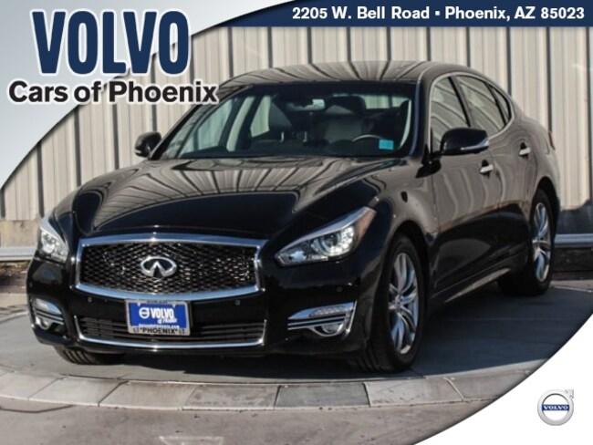 Used 2017 INFINITI Q70 3.7 Sedan for sale in Phoenix