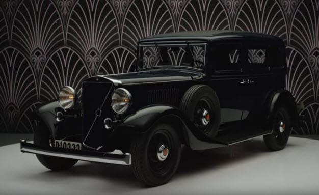 Volvo 90 Years Heritage