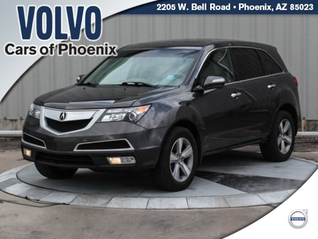 Used 2012 Acura MDX Technology SUV for sale in Phoenix