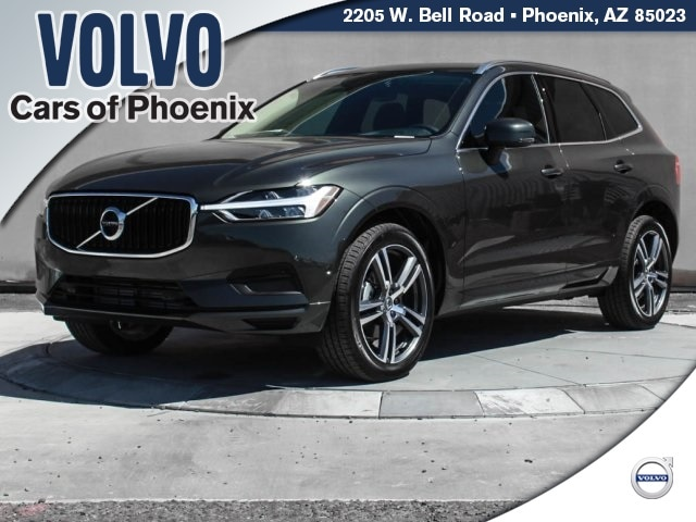 Featured New 2018 Volvo XC60 T5 AWD Momentum SUV for sale in Phoenix