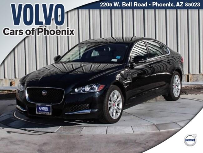 Used 2017 Jaguar XF Premium Sedan for sale in Phoenix