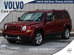 2012 Jeep Patriot Limited SUV