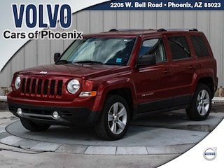 2012 Jeep Patriot Limited SUV