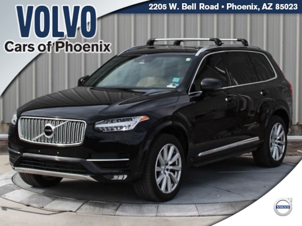 Used 2017 Volvo Xc90 T6 Inscription For Sale In Phoenix Az Vp1832 Phoenix Used Volvo For Sale Yv4a22pl5h1112063