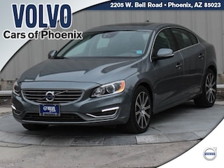 2018 Volvo S60 T5 Platinum Sedan