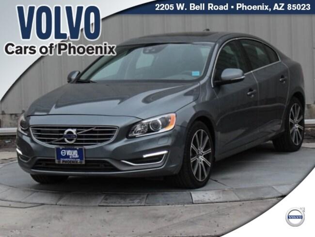 Used 2018 Volvo S60 T5 Platinum Sedan for sale in Phoenix