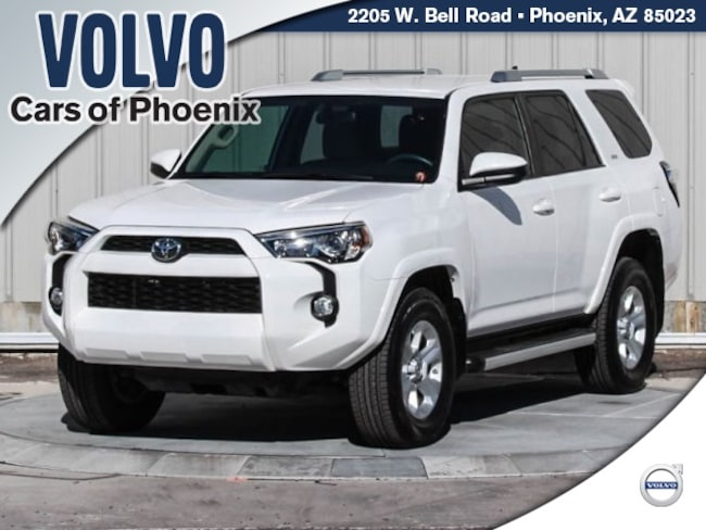 Used 2016 Toyota 4Runner SR5 SUV for sale in Phoenix