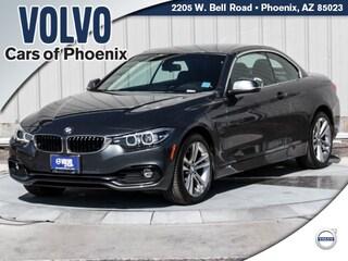 2018 BMW 430i 430i Xdrive Convertible