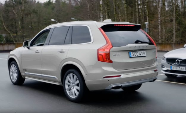 Volvo Self-Parking Cars