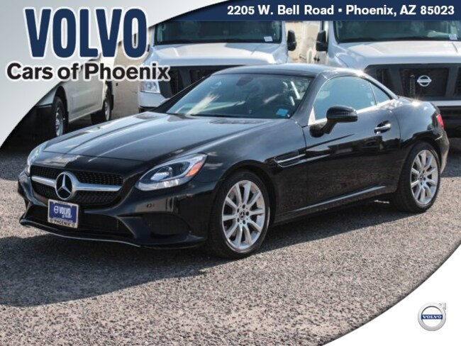 Used 2017 Mercedes-Benz SLC 300 SLC 300 Roadster for sale in Phoenix