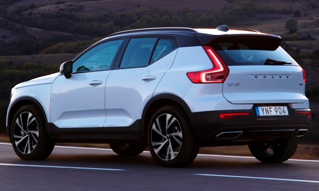 The Best 2019 Luxury Suvs Under 40 000: Volvo XC40 Named 2019 Best New Model And Best Subcompact