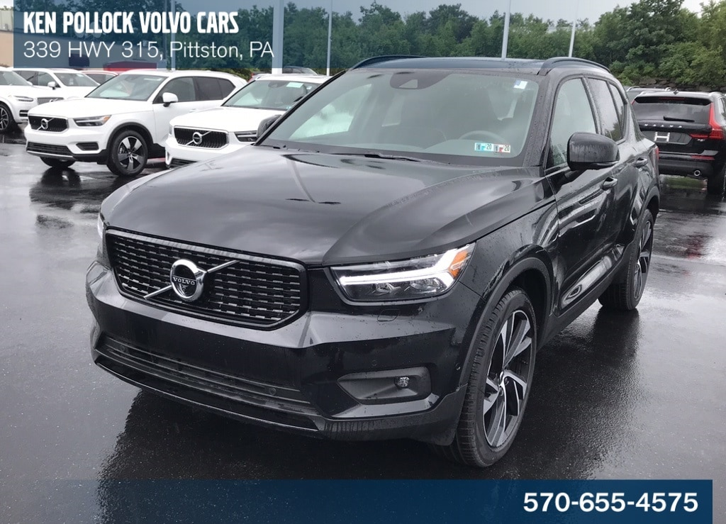 New 2019 Volvo Xc40 Near Scranton At Ken Pollock Volvo Cars Serving Wilkes Barre Luzerne County Vin Yv4162um7k2103948