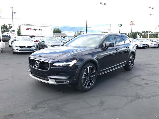 New 2017 Volvo V90 Cross Country T6 AWD Wagon Pittston