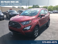 Used 2018 Ford EcoSport SES SUV in Pittston, PA