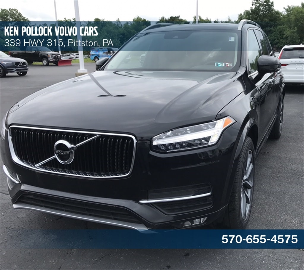 Onyx Black Volvo Xc60 Inscription With Maroon Brown: 2019 Volvo XC90 For Sale In Pittston PA