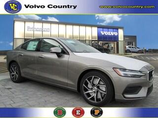 New 2019 Volvo S60 T6 Momentum Sedan 7JRA22TK3KG002909 for sale near Princeton, NJ at Volvo of Princeton