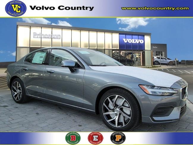 New 2019 Volvo S60 T6 Momentum Sedan in Lawrenceville, NJ