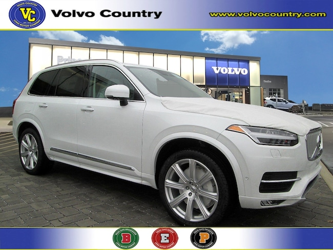 New 2019 Volvo XC90 T6 Inscription SUV in Lawrenceville, NJ
