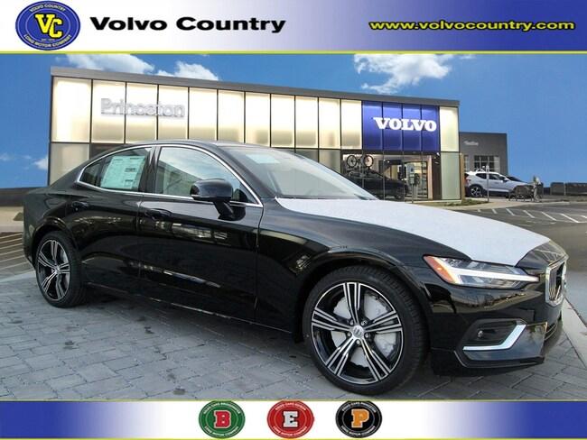 New 2019 Volvo S60 T6 Inscription Sedan in Lawrenceville, NJ
