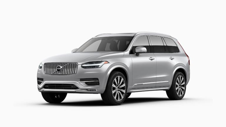 New Volvo Xc90 Inscription