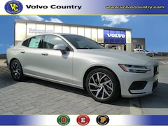 New 2019 Volvo S60 T6 Momentum Sedan 7JRA22TK9KG005782 for sale near Princeton, NJ at Volvo of Princeton