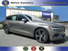 New 2019 Volvo V60 T6 Inscription Wagon for sale in Somerville, NJ at Bridgewater Volvo