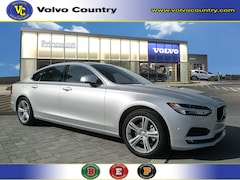 New 2018 Volvo S90 T5 AWD Momentum Sedan LVY982MK4JP026464 for sale near Princeton, NJ at Volvo of Princeton