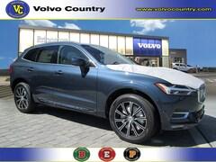 New 2019 Volvo XC60 T6 Inscription SUV YV4A22RL2K1323936 for sale near Princeton, NJ at Volvo of Princeton