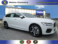 New 2019 Volvo V90 T6 R-Design Wagon for sale in Somerville, NJ at Bridgewater Volvo