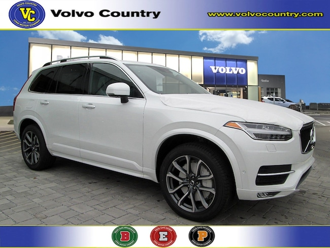 New 2019 Volvo XC90 T6 Momentum SUV in Lawrenceville, NJ
