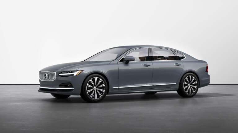 New Volvo S90 Inscription